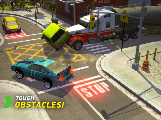 Screenshot 2 Parking Mania 2