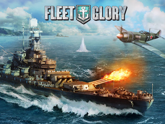 Screenshot 1 Fleet Glory