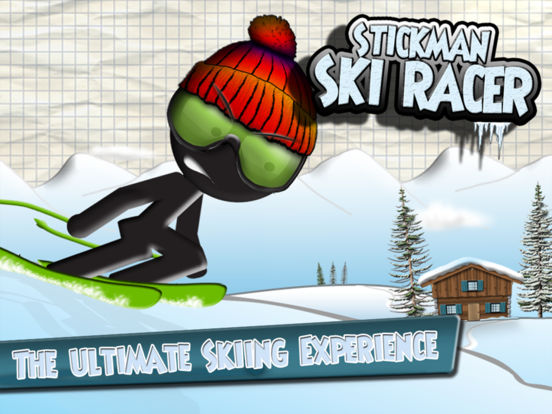 Stickman Ski Racer Screenshot
