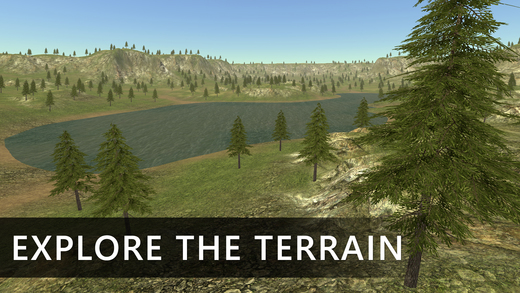 Survival Simulator Screenshots