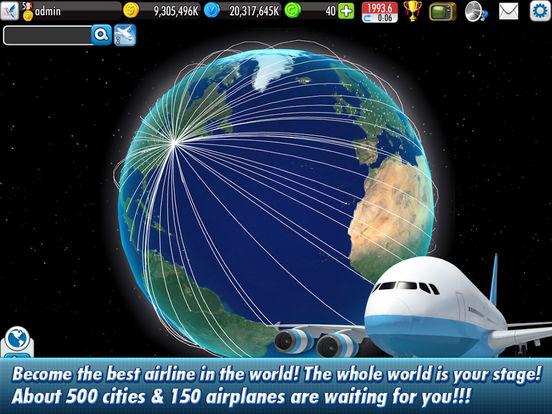 AirTycoon Online 2. Screenshot