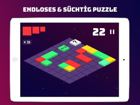 Screenshot 1 Square Blast — Puzzle
