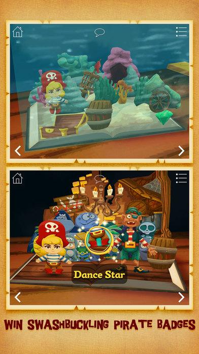 The Pirate Princess ~ 3D Pop-up Book Screenshots
