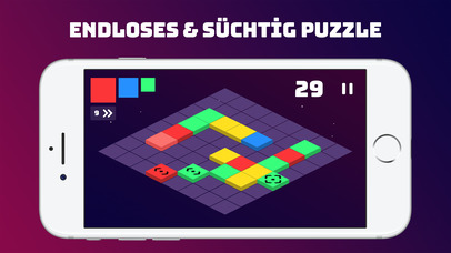 Square Blast — Puzzle iOS Screenshots