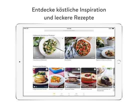Kitchen Stories - Rezepte, Videos, einfach Kochen Screenshot