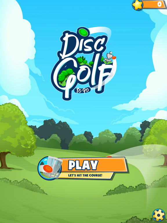 Screenshot 1 Disc Golf To Go