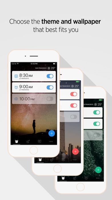 Alarmy Pro (Sleep If U Can) - Alarm Clock Screenshot