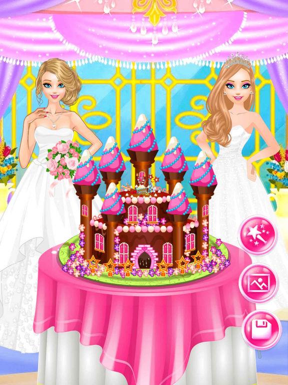 Fiesta de cumpleaños de princesa -Juegos de vestir Por Jing Zhao