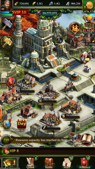 download Clash of Kings - CoK appstore review