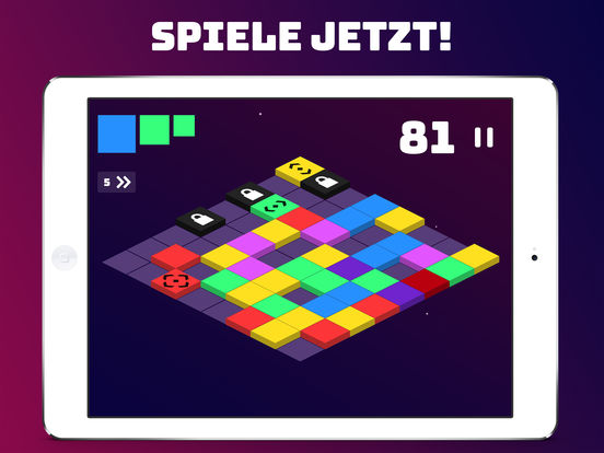 Screenshot 5 Square Blast — Puzzle