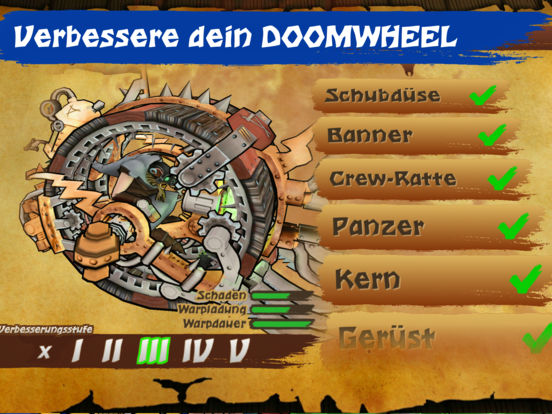Screenshot 3 Warhammer: Doomwheel