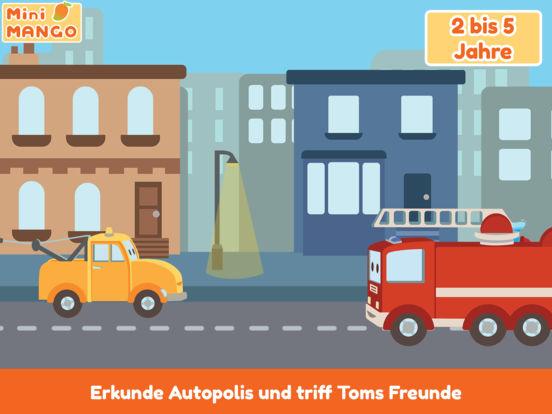 Tom der Abschleppwagen - Mini Mango Screenshot