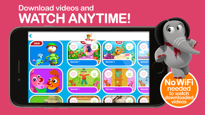 download BabyTV Video: Educational TV for Tots – by Baby TV appstore review
