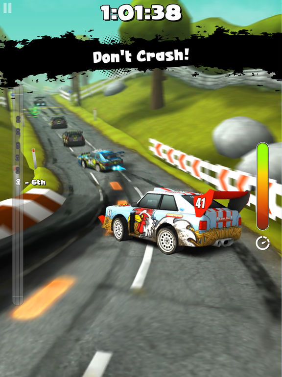 Screenshot 5 Rally Run