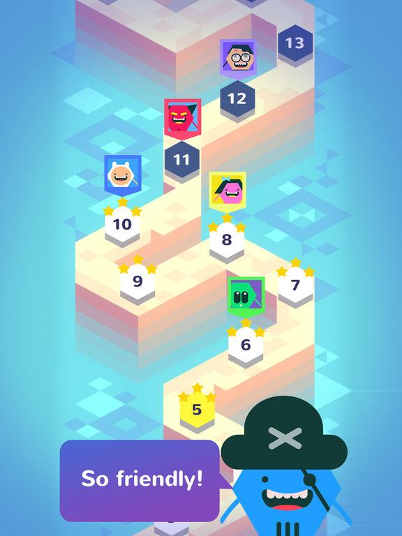 Screenshot 1 Hexy: Puzzle Adventure