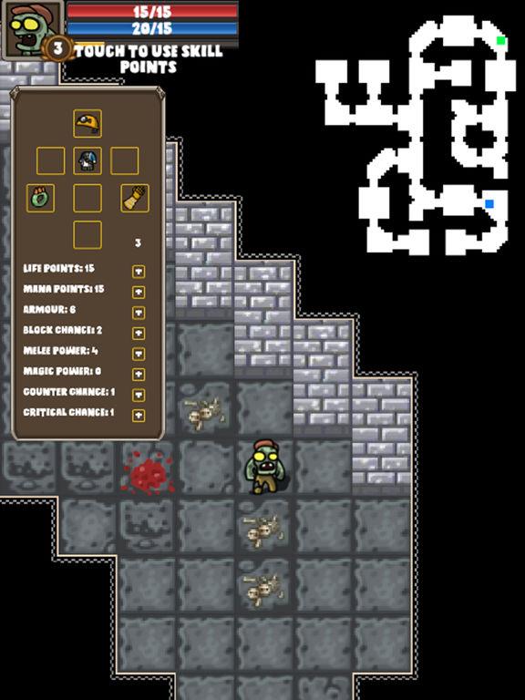 Who am i ? -zombie's quest Screenshot
