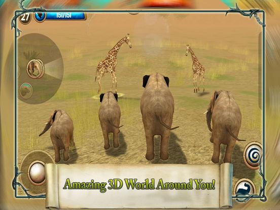 3D Elephant Simulation Premium Screenshots