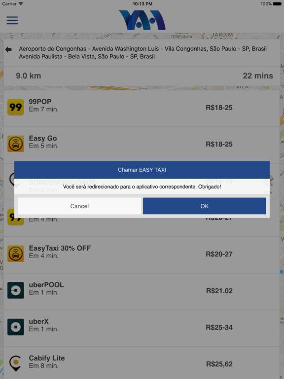 VAH - Economize tempo e dinheiro Screenshot