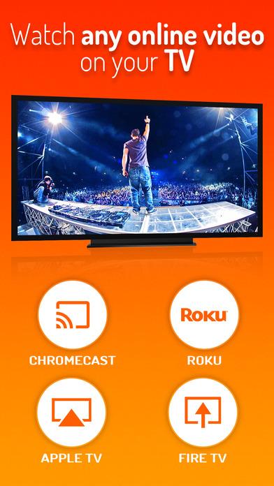 download iWebTV: Cast to TV for Chromecast Roku Fire TV apps 4