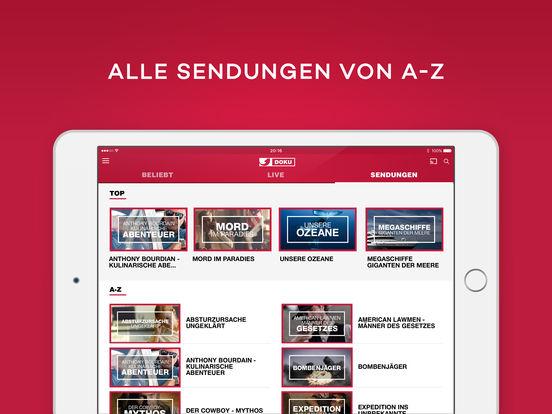 kabel eins Doku – Kostenloses Live TV, Mediathek Screenshot