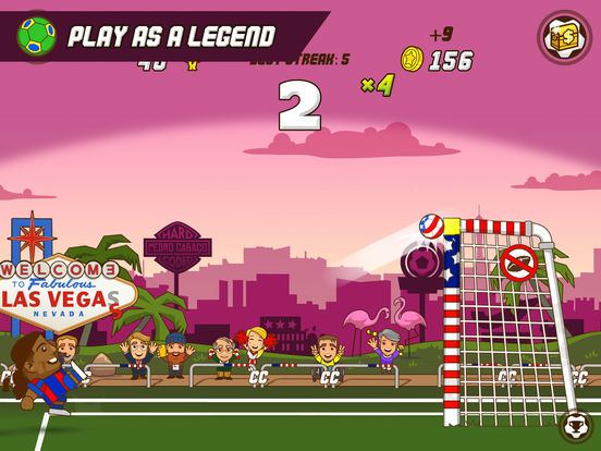Screenshot 4 Super Crossbar Challenge