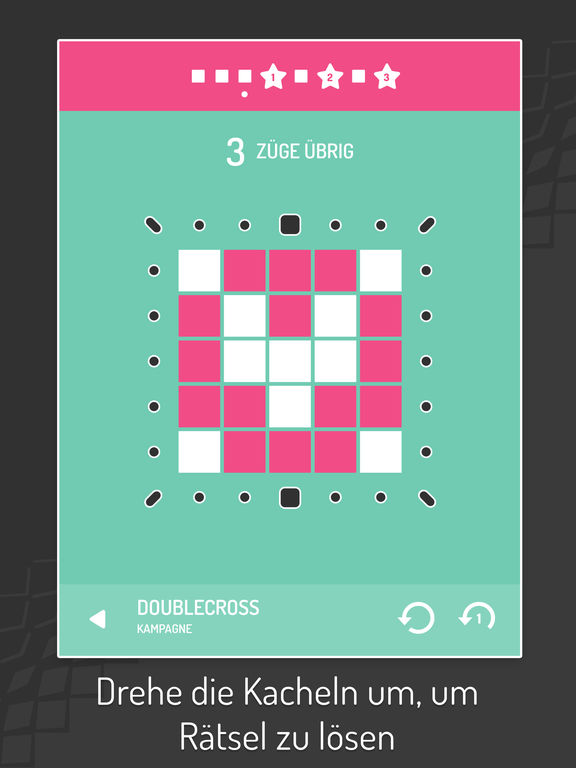 Screenshot 1 Invert - Tile Flipping Puzzles