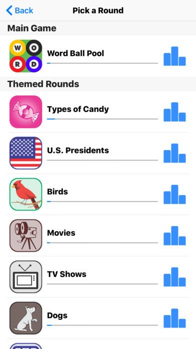 Word Ball Pool Screenshots