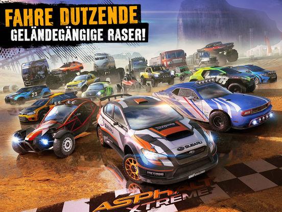 Asphalt Xtreme: Offroad Rally Racing Screenshot