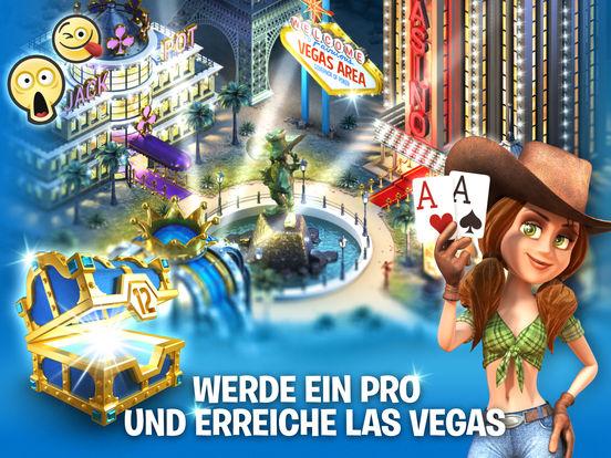 Governor of Poker 3 - Texas Hold'em Poker Spiel Screenshot