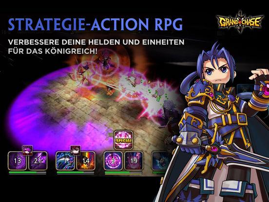 Screenshot 2 GrandChase M : Action RPG