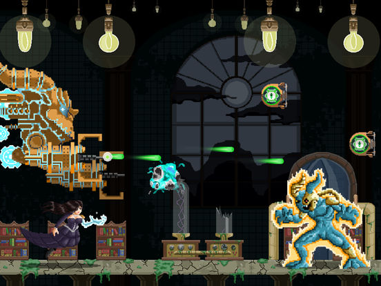 Screenshot 4 Malevolent Machines