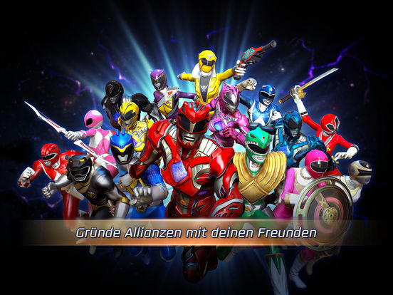 Screenshot 5 Power Rangers: Legacy Wars