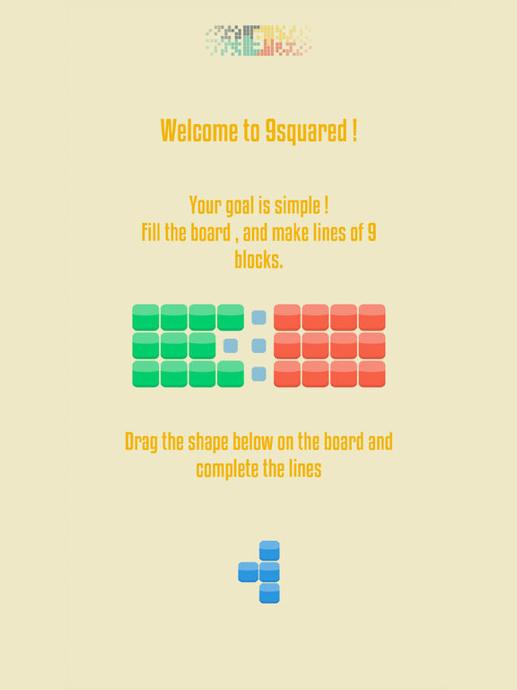 Screenshot 3 9squared! - Stack and match colored blocks puzzle