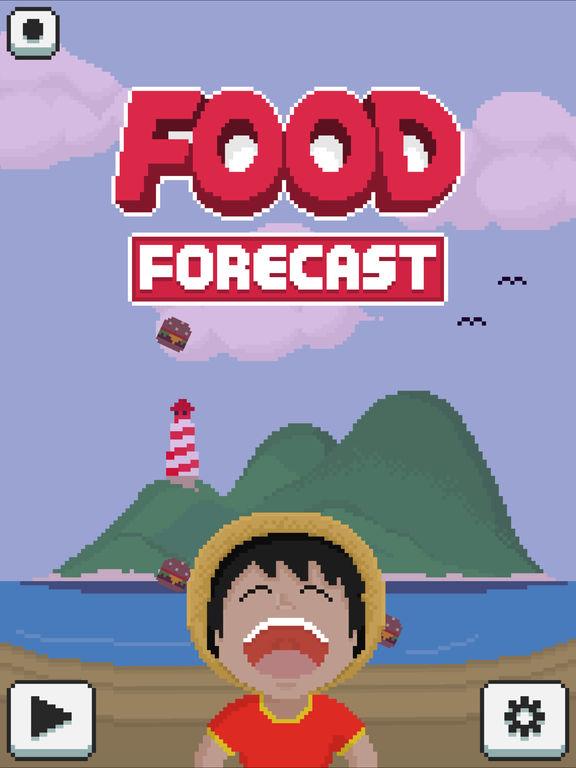 Food Forecast iOS Screenshots