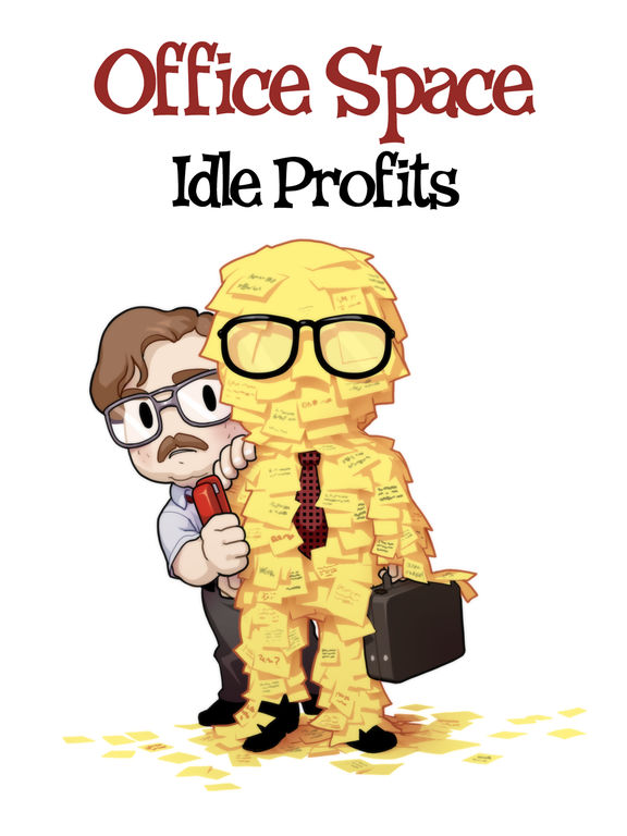Screenshot 5 Office Space: Idle Profits