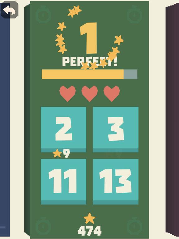 Screenshot 2 Prime Division - Zahlenspiel