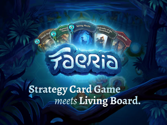 Faeria iOS Screenshots