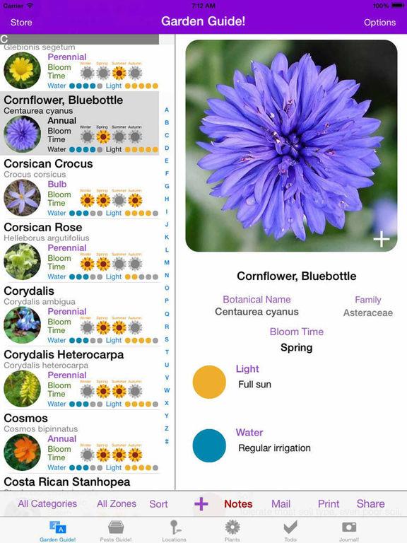 Garden Pro! Screenshot