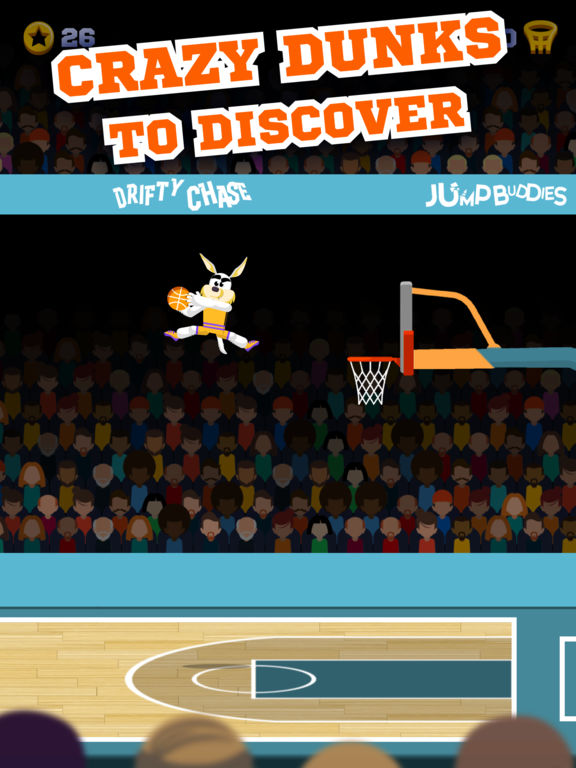 Screenshot 2 Mascot Dunks