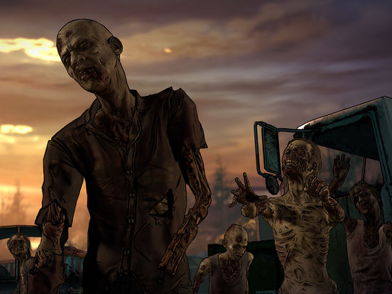 Screenshot 2 The Walking Dead: A New Frontier