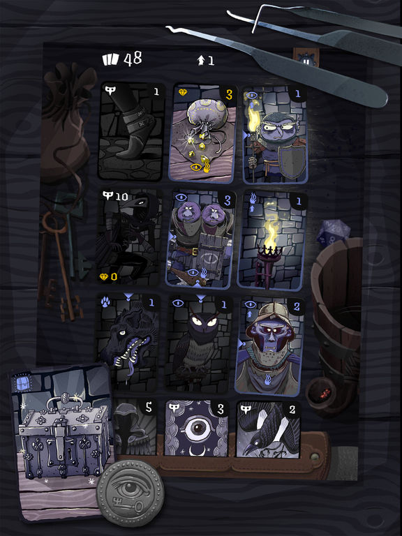 Screenshot 1 Card Thief