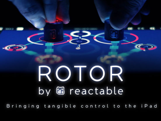 ROTOR - Tangible Modular Music Synth Screenshot