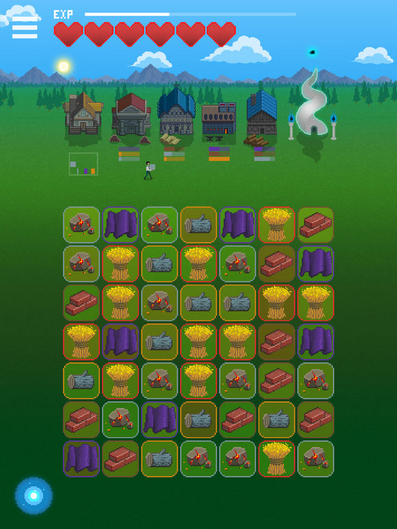 Super Gridland iOS
