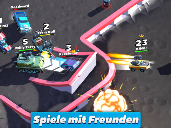 Screenshot 5 Crash of Cars