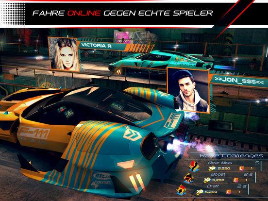Screenshot 2 Rival Gears Racing