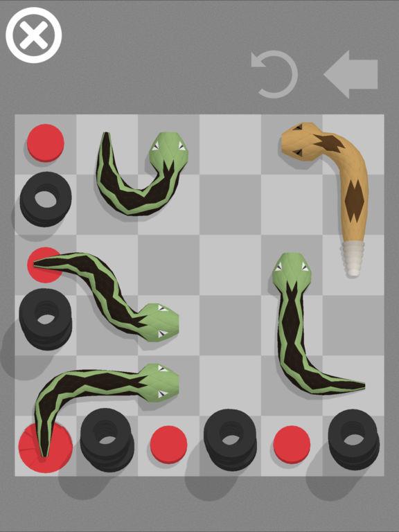 Screenshot 3 A Snake