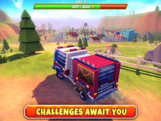 Zombie Safari Screenshot