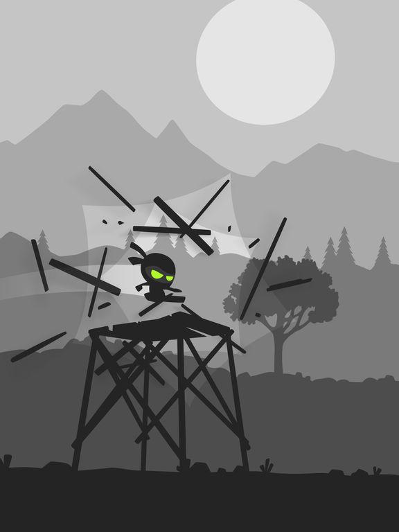 Screenshot 3 Breakout Ninja