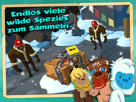 Screenshot 3 Little Bigfoot: Ein episches Schleichabenteuer