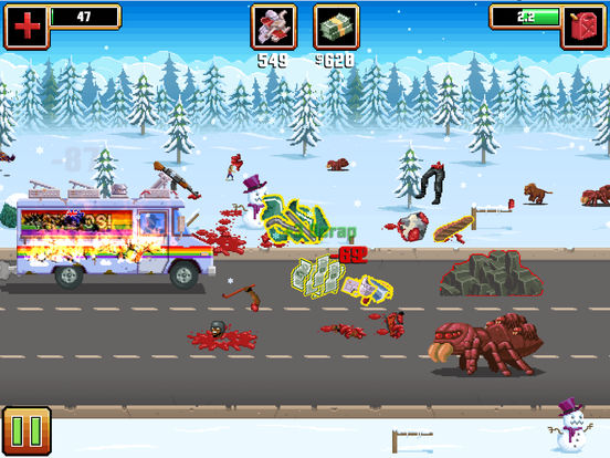 Screenshot 1 Gunman Taco Truck